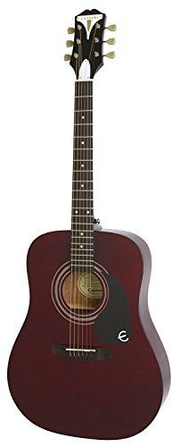 Proprietary Wine Red Red (Epiphone EAPRWRCH1 PRO-1 Acoustic Guitar, Wine Red)