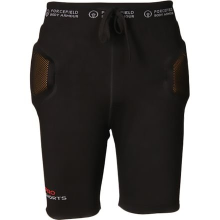 Forcefield Body Armour Pro Shorts X-V 2 (LARGE) (ONE COLOR)