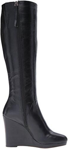 20bbc43e992 Nine West Women s Harvee Leather Winter Boot