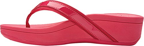 Vionic Womens Pacific Hightide Synthetic Sandals Pink