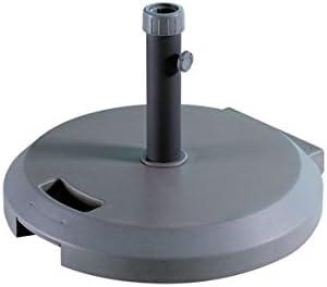 PROSIMEX COMPANY LIMITED M291853/Pied de Parasol 40/kg avec roulettes Gris