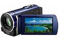 Sony HDR-CX150 16GB High Definition Handycam Camcorder Blue