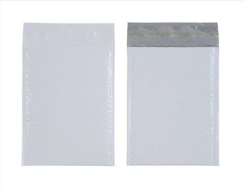 KeepSafe KSB-2 170 x 245 mm Bubble Lined Poly Mailer (Pack of 100) Ampac
