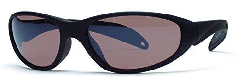 Rec Specs Sunglasses-- Biker - Soft Matte Black/ Driver Seat Methane Mirror]()
