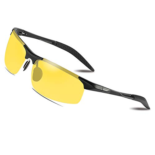 Bircen Night Driving Glasses for Men & Now $10 (Was $25)