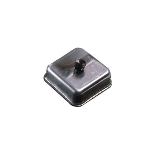 American Metalcraft BASQ620 Basting Cover, Aluminum, Square, 6