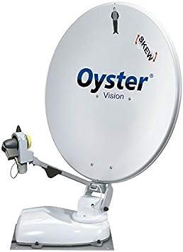 Antena parabólica automática de 85 cm de diámetro Oyster ...