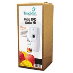(3 Pack Value Bundle) TMS326360TMCA 3000 Shot Micro Starter Kit, Mango, White/Gray by TMS326360TMCA