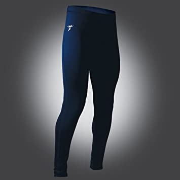 Precision Essential Base Layer Youth Leggings Navy