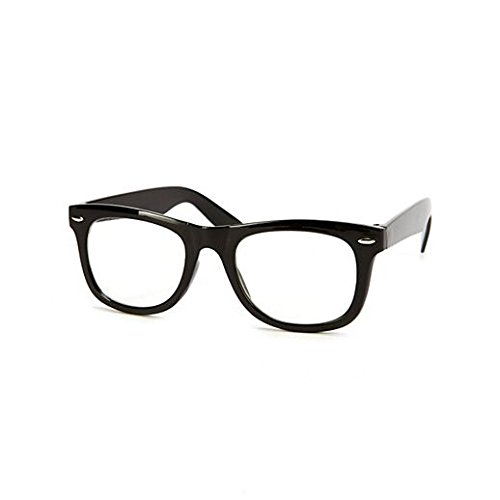Party Stained Halloween 50S School Nerd Glasses