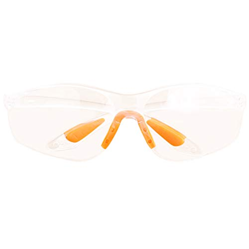 Healifty Safety Glasses Safety Goggles Eye UV-Protection Motorcycle Goggles Dust Wind Splash Proof for Riding Cycling