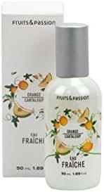 Fruits and passion EAU DE TOILETTE PERFUME 50ML (Orange Cantaloupe)
