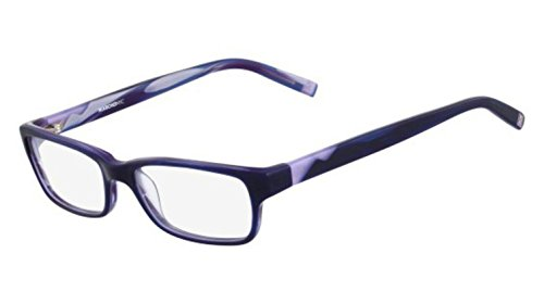 MARCHON Eyeglasses M-BROOME 412 Navy - Broome Eye