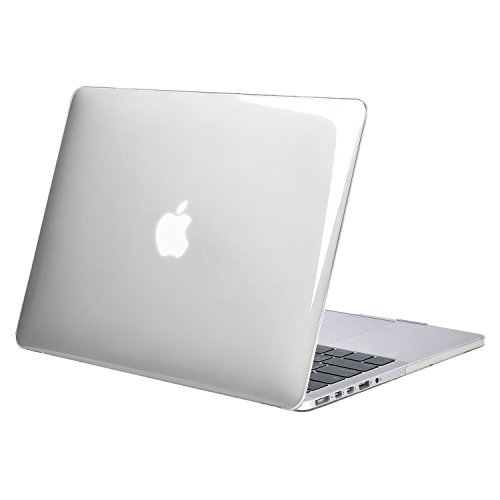 MOSISO Plastic Hard Shell Case Cover Only Compatible MacBook Pro (W/O USB-C) Retina 13 Inch...