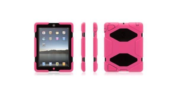 Griffin BT-GB35379-2 - Carcasa para Apple iPad 2/3/4, Color ...
