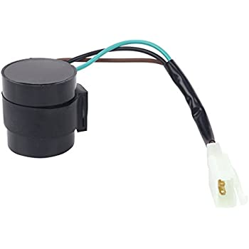 Amazon com Glixal ATMT1 140a Scooter 3 Wire Turn Signal