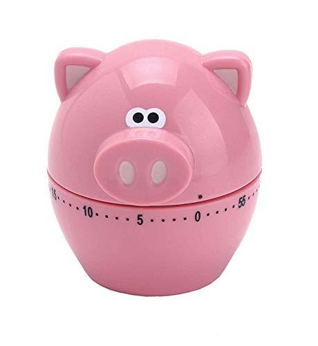 MSC International 78039 Joie Piggy Wiggy Timer, 60-Minute Mechanical,