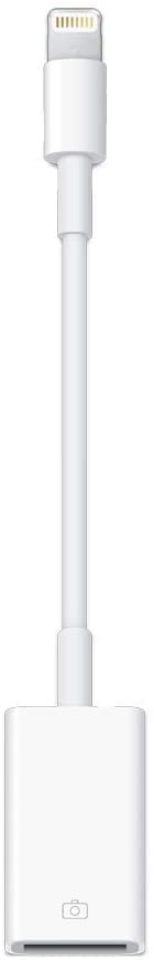 Apple Lightning to USB Camera Adapter