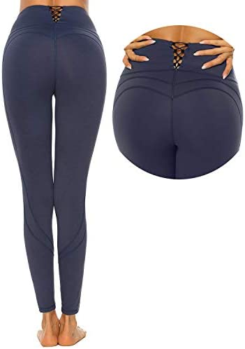 X HERR Waisted Compression Workout Leggings product image
