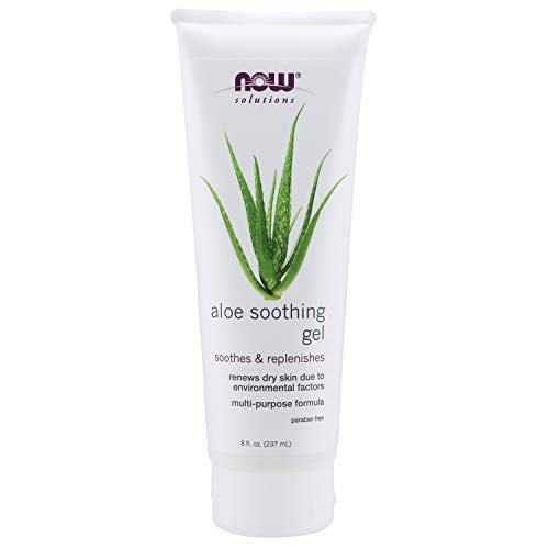 NOW Solutions, Aloe Soothing Gel, Soothing and