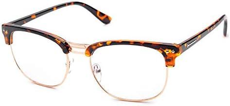 フォトクロミックグレー老眼鏡ファッション移行リーダー眼鏡 +1.25 強度