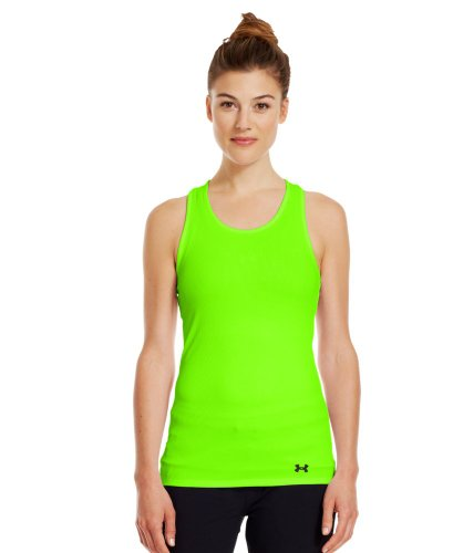 Women's UA Victory Tank Top Tops by Under Armour Medium Feisty
