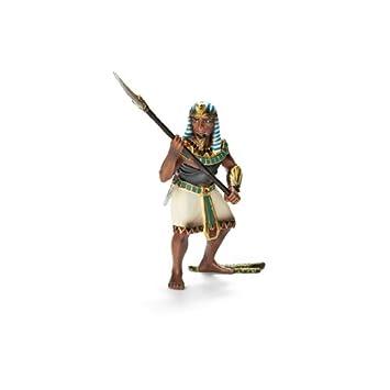 Sujetalibros Decorativo Egipcio Resina Figuras Rams/és ll 2 x 12 x 9 x 25 cm.