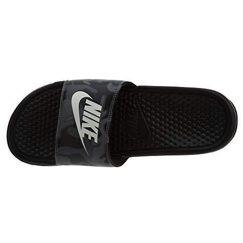 Benassi Do Spiaggia 001 Scarpe Just Uomo White Summit e da Print Black Nike Multicolore Piscina It adxwR0ZERq
