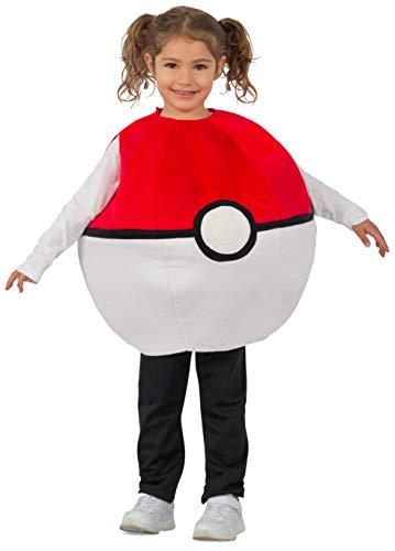 Princess Paradise Plush Pokeball Costume, -