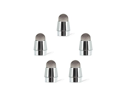 amPen Slim (6mm) Hybrid Stylus Replacement Tip (5-Pack) ()