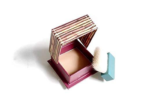 Benefit Cosmetics hoola matte box o' powder travel-size bron