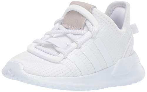adidas Originals Baby U_Path Running Shoe White, 5.5K M US Toddler by adidas Originals (Image #1)