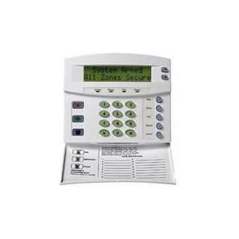 GE 192-Zone Prog LCD Keypad With Int 48-Zone Wireless Receiver NX-148E-RF