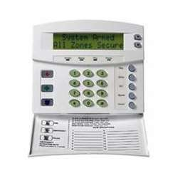 GE 192-Zone Prog LCD Keypad With Int 48-Zone Wireless Receiver NX-148E-RF by Interlogix
