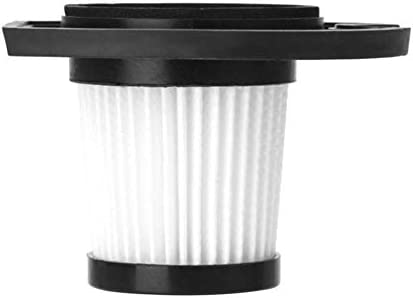 Suministros de repuestos para aspiradoras inalámbricas de Uso Duradero Filtro Hepa dedicado Filtro de colector de Polvo para aspiradoras - Blanco y Negro: Amazon.es: Hogar