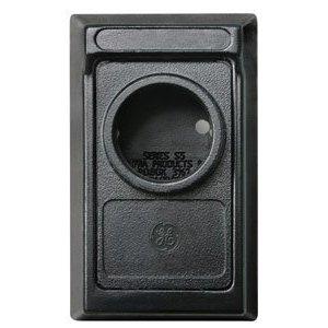 Lock Box, Black, Surface, Mortise, 5 Keys by Kidde