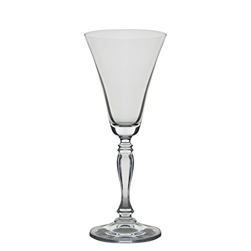 Water Goblets Set of 6 (Clear) - 6