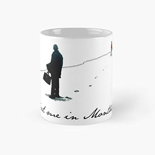 Meet Me in Montauk. Mug, eternal sunshine of the spotless mind Cup, 11 Ounce Ceramic Mug, Perfect Novelty Gift Mug, Funny Gift Mugs, Funny Coffee Mug 11oz, Tea Cups 11oz]()