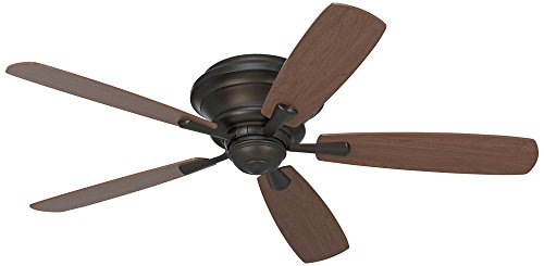 52' Casa San Marin Oil-Rubbed Bronze Hugger Ceiling Fan