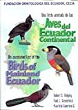 img - for Una lista anotada de las aves del Ecuador Continental / An annotated list of the birds of Mainland Ecuador book / textbook / text book