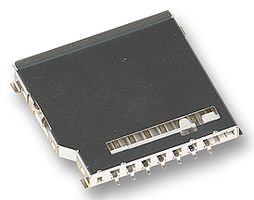 Card MMC W//Metal Cover sdcmf-10715/W1t0/Pack Of 5/by Multi Comp