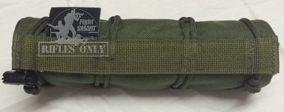"Rifles Only MAD 8.5"" Suppressor Cover (OD Green)"