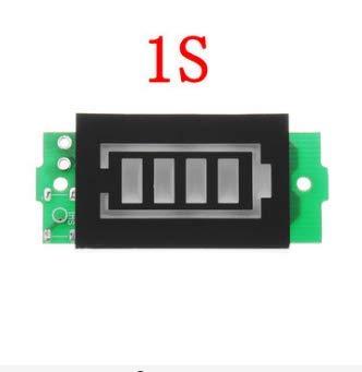 MYAMIA 1 S/2 S/3 S/4 S Lithium Batterie Pack Puissance Indicateur Board Vé hicule É lectrique Batterie Power-#01