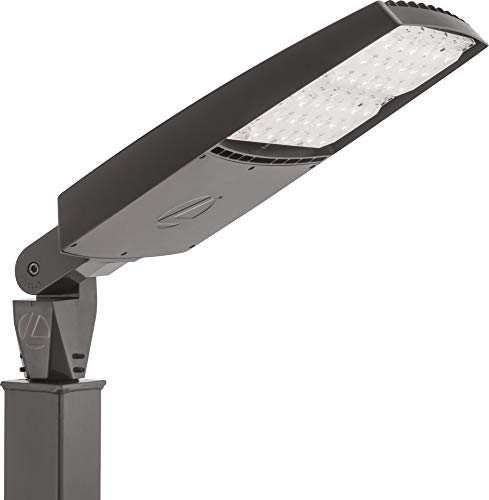 Lithonia Lighting RSXF2 LED P6 40K WFL MVOLT is FAO DDBXD Flat Panel Ceiling Fixture, Bronze ()