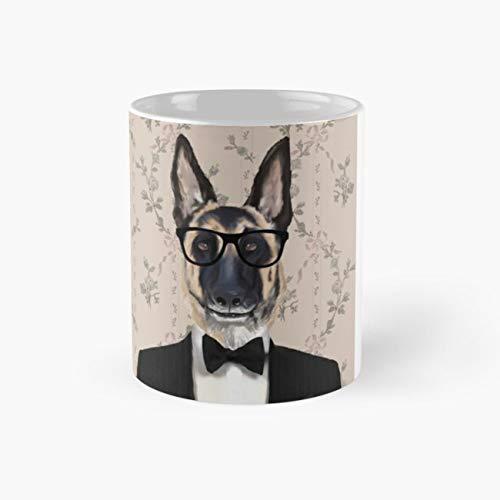 Coffee Saucer Bond (Animal 110z Mugs)
