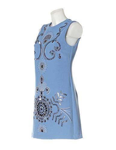 Denny Vestido Vestido Vestido Azul Rose Azul Rose Rose Denny Azul Denny a5qRTB5fOw