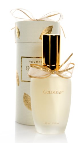 Thymes Eau de Parfum, Goldleaf, 1.5-Ounce Bottle (Perfume Splendor Bottle)