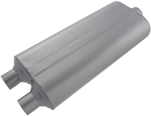 Flowmaster 53070 70 Series Muffler 3.00 Center OUT 3.00 Center IN Mild Sound