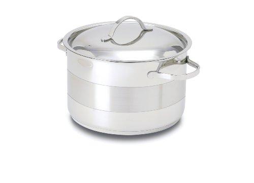 Cuisinox POT-C22 Gourmet Covered Dutch Oven, 4.5-Liter