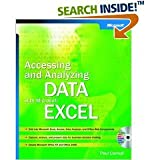 Accessing and Analyzing Data with Microsoft® Excel